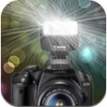 camera flash logo