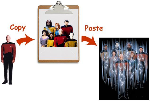 copy paste multiple