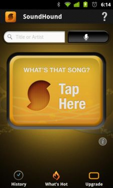 soundhound android 1